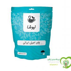 چای اصیل ایرانی نیوشا 350 گرمی
