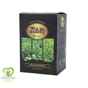 چای طبیعی ارگانیک زوبین 450 گرمی