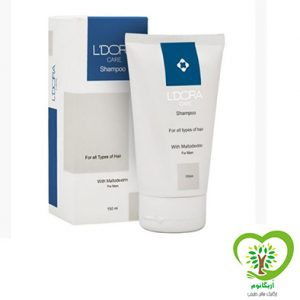 شامپو تقویت کننده رشد موی سر حاوی مالتودکسترین مردانه لدورا -150میلی لیتر