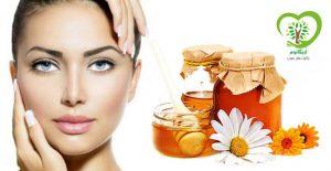 فواید عسل برای پوست و مو