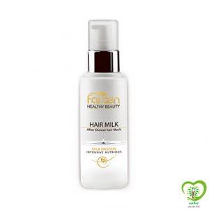 شیر موی فاربن مغذی و ترمیم کننده موهای خشک و آسیب دیده حجم- 100میل