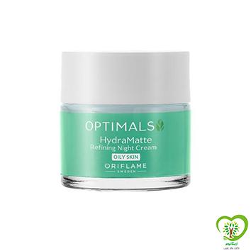 کرم شب اپتیمالز optimals اوریفلیم کد 34304(50 میل)