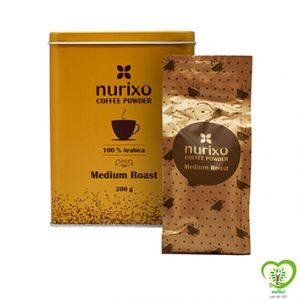 پودر قهوه بو داده ملایم عربیکا نوریکسو